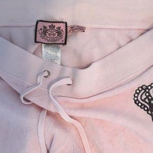 Juicy Couture Pants - Juicy Couture velour sweatpants